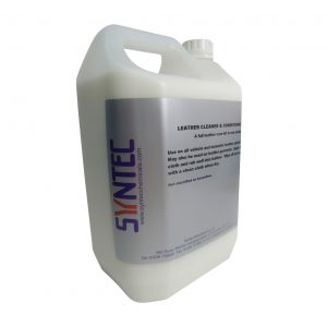 Leather Cleaner and Conditioner, 5Ltr