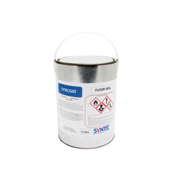 Syncoat Polyurethane Floor Sealing Paint
